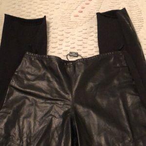 IVAN GRUNDAHL leather pants